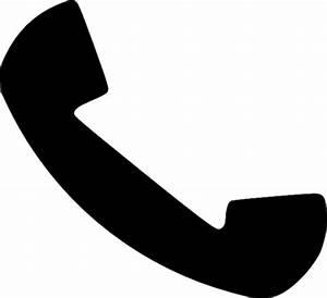 Telefonní sluchátko klipart obrázky, obrázek zdarma