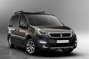 Peugeot Partner Tepee  Arriva Il Restyling