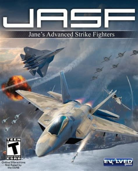 Jane's Advanced Strike Fighters (game)
