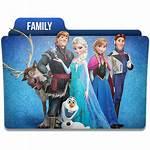 Icon Folder Icons Genres Disney Clipart Frozen
