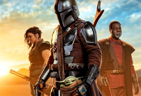 The Mandalorian: Disney+ Releases Official Banner With ...