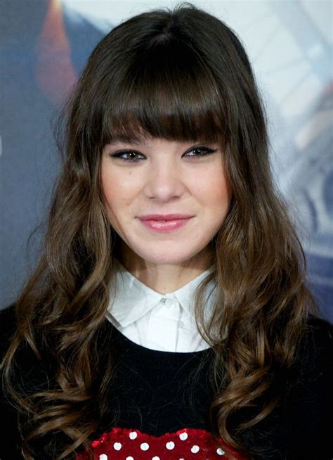17 Best Images About Hailee Steinfeld On Pinterest