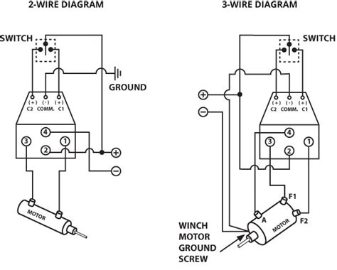 Winch Relays Switches Product Guides