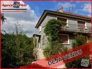 maison a vendre de 105 m2 qui compte 5 pieces dont 3 With plan maison 2 niveaux 0 maison de ville econome detail du plan de maison de