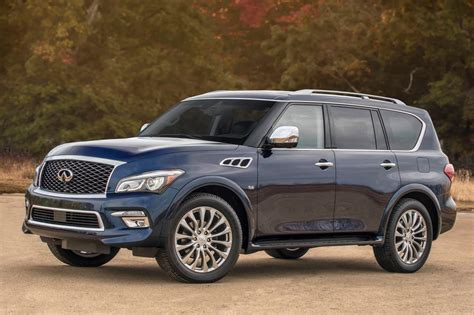 Infiniti Qx80 Redesigned For 2018 Gentlemans Style