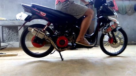 Bore Up Suzuki Smash 150cc by Suzuki Skywave 125 Bore Up 58 150cc