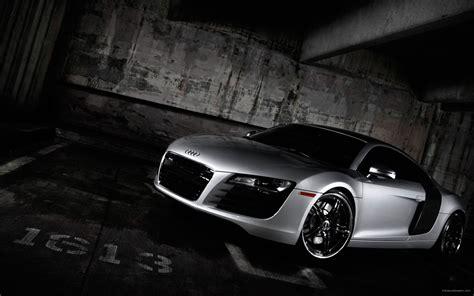Audi R8 Hd Widescreen Wallpapers