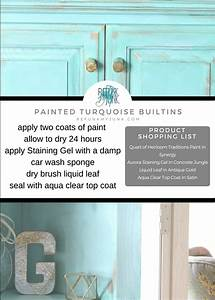 how to paint cabinets in a bold color refunk my junk With what kind of paint to use on kitchen cabinets for car club stickers