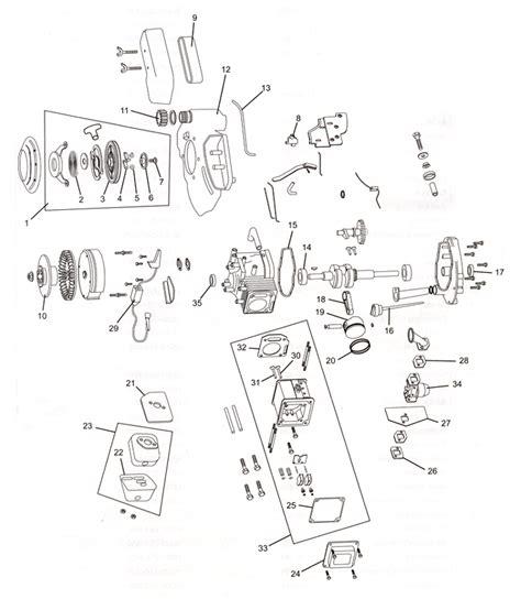 Replacement Honda Engine Parts