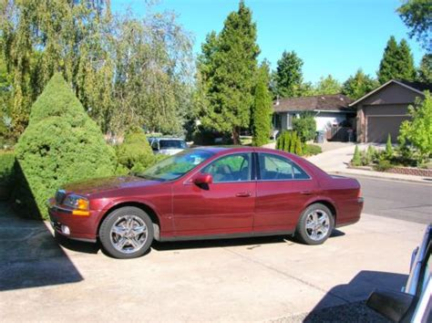 how things work cars 2001 lincoln ls user handbook purchase used 2001 lincoln ls in medford oregon united