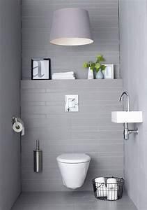deco pour wc toilettes exemples d39amenagements With deco pour wc toilettes