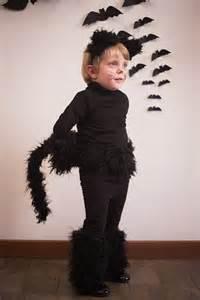 Black Cat Halloween Costume Kids