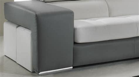 chaise de bureau sans accoudoir canapé d 39 angle en cuir noir et blanc pas cher canapé