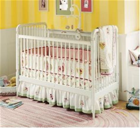 Pottery Barn Spindle Crib by Cpsc Pottery Barn Announce Recall Of Spindle Cribs