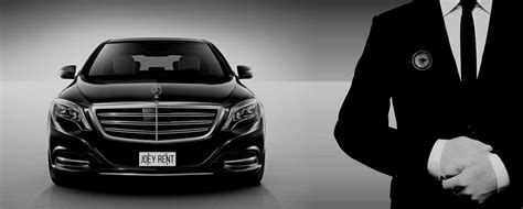 Luxury Chauffeur Service by Chauffeur Service