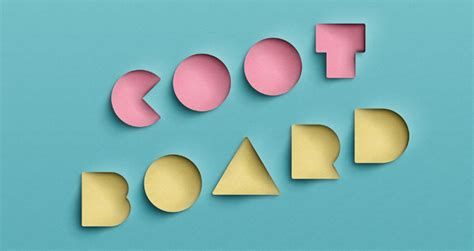 coot paper cut psd text effect photoshop text effects