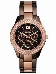 Vintage Uhren Damen : fossil stella multifunktion damenuhr es4079 uhrcenter ~ Watch28wear.com Haus und Dekorationen