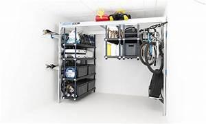 Ranger son garage en maison individuelle LODUS