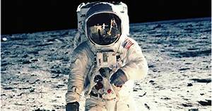 "Apollo 11 anniversary: Neil Armstrong takes ""small step ..."