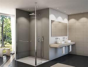 Dusche Mit Glaswand : dusche mit beweglichem element 80 cm ~ Orissabook.com Haus und Dekorationen