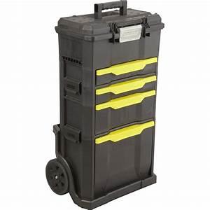 Caisse A Outils Sur Roulette : rangement outils roulante ~ Dailycaller-alerts.com Idées de Décoration