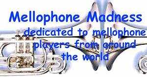 Mellophone Chart And Resources