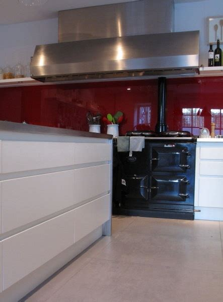17 best images about aga in modern kitchen aga splashbacks on stove kitchen