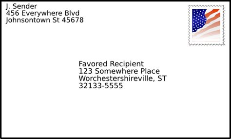 how to address an envelope addressed envelope with st clip art at clker com
