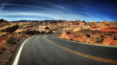 Road Wallpaper - 002 [2048x1152]