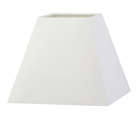 small square l shade homeofficedecoration small white square l shade