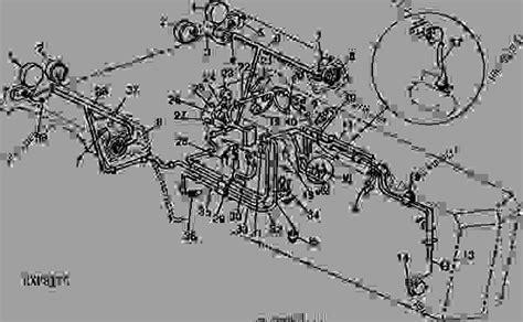 Deere 4230 Wiring Harnes by Ar60515 Tachometer Ar60515 Deere Spare Part