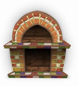 Free, Fireplace, Clip, Art
