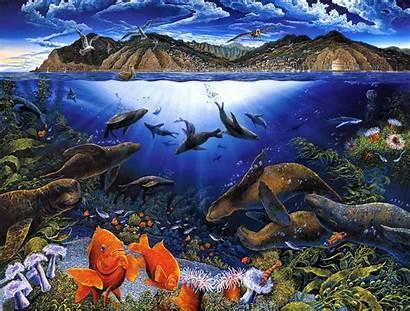 Desktop Ocean Sea Wallpapers Wallpapersafari