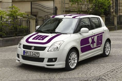 Sportlich Und Schick In Den Herbst Suzuki Sondermodell