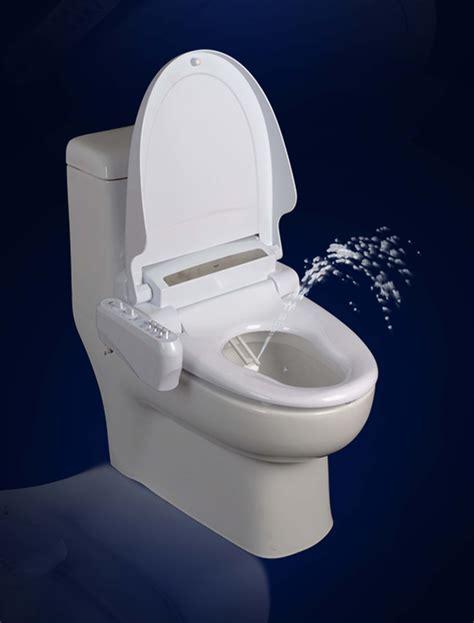 toilet seat with bidet tradekorea - Korean Bidet