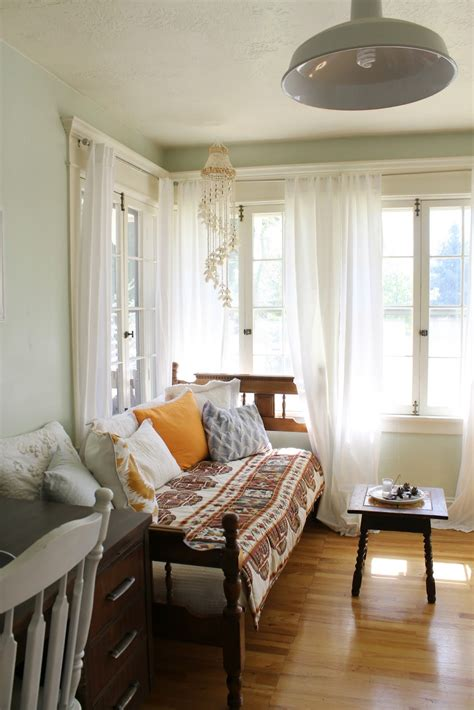 bohemian daybed  wicker house