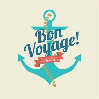Bon Voyage Clip Clipart Cruise Induction Cliparts