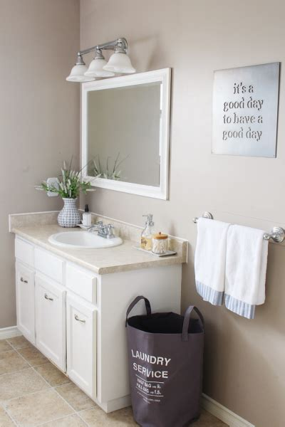 organizing ideas for bathrooms 9 easy tips to organize the bathroom clean and scentsible