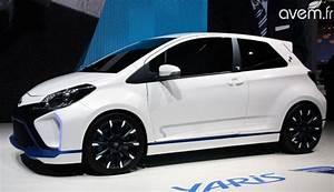 Fonctionnement Hybride Toyota : francfort 2013 la toyota yaris hybrid r en d tails ~ Medecine-chirurgie-esthetiques.com Avis de Voitures