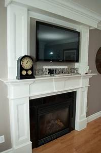 30, Multifunctional, And, Modern, Living, Room, Designs, With, Tv, And, Fireplace
