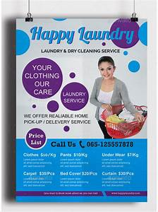 19 laundry flyer templates free premium download With laundry flyers templates