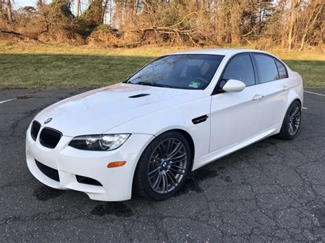 2009 Bmw M3 For Sale by 2009 Bmw M3 Sedan 6 Speed For Sale On Bat Auctions Sold