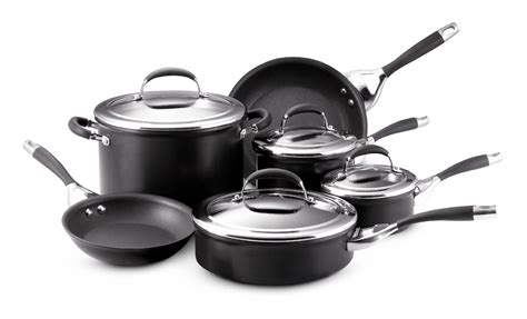 circulon cookware nonstick anodized hard piece elite pan kitchen amazon pots pans sets infinite ceramic non steel stainless earth target