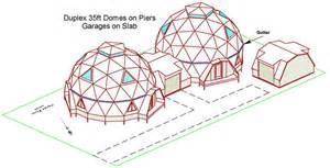 Dome House Floor Plans