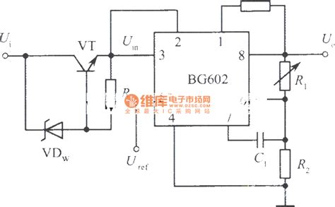 High Input Voltage Integrated Regulated Power