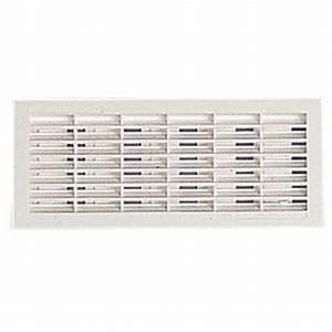 Grille De Ventilation Nicoll : grille de ventilation fb101 88x234mm visser ou ~ Dailycaller-alerts.com Idées de Décoration
