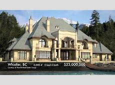 8 Most Expensive Homes in Canada Luxury Real Estate