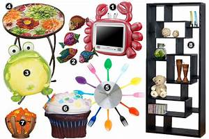 8 Fun and funky home accessories