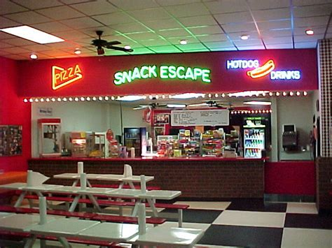 snack bar cuisine wheels skate center llc