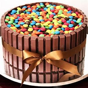 KitKat Chocolate Cake 1KG Dropmygift